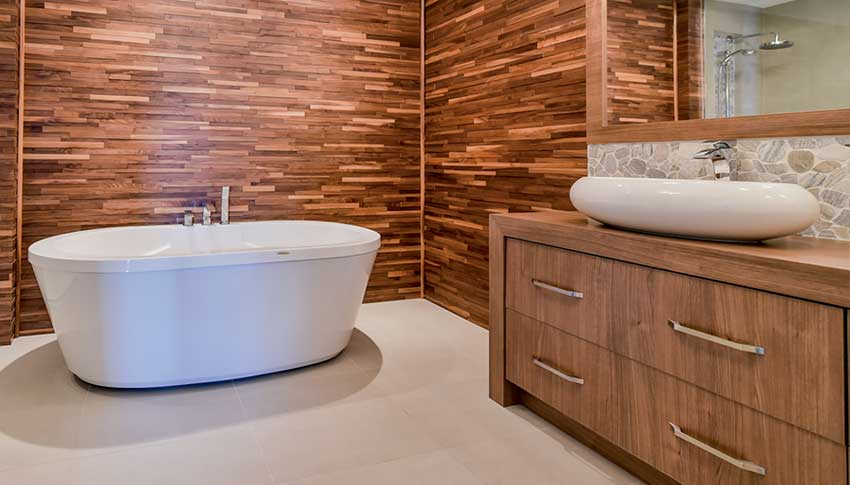 La rénovation de la salle de bain