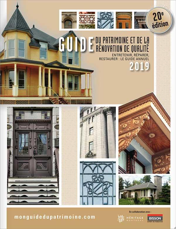 Guide du patrimoine et de la rénovation de qualité